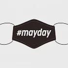 五月天 / [五月天LIFE] #最好的一天 無限黑口罩-M