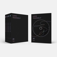BTS - LOVE YOURSELF 轉 Tear CD+Photocard+Folded Poster+Extra Photocards Set