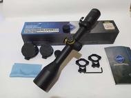 TELESCOPE DISCOVERY VT-R 3-9X40 AI TELESKOP DISCOVERY VTR 3-9X40 AI RETIKEL HK TAHAN GETAR VIEW LUAS TELESCOPE HK