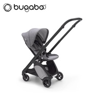 荷蘭 Bugaboo Ant 旅行用兒童推車-丹寧灰(銀/黑管)