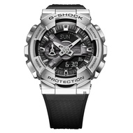 CASIO 卡西歐 G-SHOCK 運動 GM-110-1A 不鏽鋼 街頭手錶