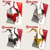 Left Brake Master Handle Left Brembo Clutch Set Brembo Universal R15, Vixion,Byson,Ninja,Cbr,Cb150r, Aeroxion, Byson,Ninja,Cbr,Cb150r, Aeroxion,Lexi,Cbr,Cb150r, Aeroxion, Byson,Ninja,Cbr,Cb150r, A