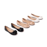 hot  D'ARTE (ดาร์เต้) รองเท้าคัชชู รองเท้าคัชชูผู้หญิง รองเท้าคัชชูผู้หญิง รองเท้าส้นแบบ รองเท้าส้นเตี้ย รุ่น D53242
