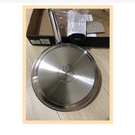 德國雙人牌 ZWILLING NOVA 不鏽鋼平煎鍋 24CM