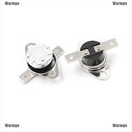 Warmgo 5pcs 10A 250V KSD301 85 C Thermostat Temperature Thermal Control WG