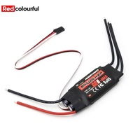 Redcolourful 1pcs Hobbywing Skywalker 12A 20A 30A 40A 50A 60A 80A ESC Speed Controler With UBEC For RC FPV Quadcopters RC Airplanes Helicopter