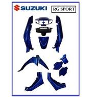 SUZUKI RG110 RG 110 RG SPORT RGSPORT COVER SET COVERSET BODY COVER SET BODYCOVER COVER SUIT LOCAL
