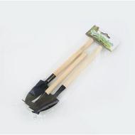 อุปกรณ์ปลูกต้นไม้จิ๋ว-ชุดเครื่องมือจิ๋ว3ชิ้น-ปลูกดอกไม้-แคคตัสและไม้อวบน้ำ