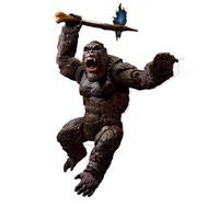 SHOPEE No.1◎✓2021 Godzillas Vs. King Kong S.H. MonsterArts Movie Version Action Figure Collection Mo