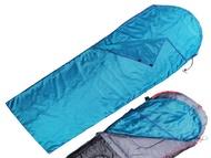 【露營趣】送D型扣環 犀牛 RHINO 931 睡袋內套 纖維睡袋 羽絨睡袋專用