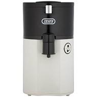 日本Toffy K-CM2 復古白色 復古造型咖啡機/全自動研磨咖啡機/馬卡龍家電1杯150ml