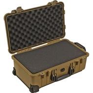 PELICAN 1510 含輪座/泡棉氣密箱 - 黃 公司貨