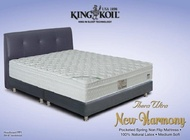 Bilrich Furniture King Koil Mattress Thera Ultra New Harmony  90X190cm