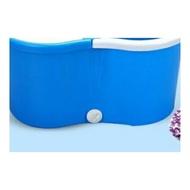 【雙贏企業】排水孔 雙驅動手壓旋轉拖把水桶  多了防潑水+洗拖把功能 保固一年