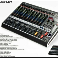 Mixer audio Ashley selection12 12 chanel original