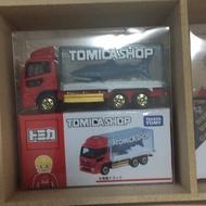 Tomica shop 鯊魚車 日版