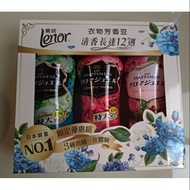 **菲比小舖** COSTCO  LENOR 蘭諾 衣物芳香豆/香香豆  3種香味(885ml*3入)