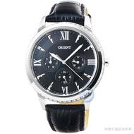 Orient Watch Crystal Diamond Quartz Belt Women Watch - Black/fsw 03004 B