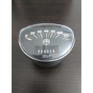 偉士牌 偉士 vespa NOS 全新 碼錶 碼表 老錶 扇錶 扇表 SV150 Rally 拉力