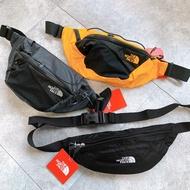 The North Face Lumbnical Bag 黑白 黃黑 機能 腰包 側背包 小包 北臉 TNF DOT聚點