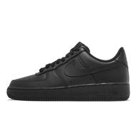 Nike 休閒鞋 Air Force 1 07 黑 全黑 男鞋 AF1 皮革鞋面 經典款【ACS】 CW2288-001