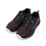 MIZUNO WAVE DAICHI 6 GORE-TEX 防水越野跑鞋 酒紅紫 J1GK215642 女鞋