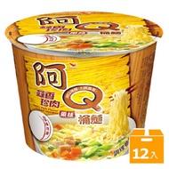 阿Q桶麵_蒜香珍肉風味(12碗/箱)