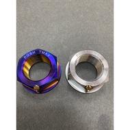POSH 鈦合金螺母 TMAX530後輪螺母/TMAX後輪螺母/T媽後輪螺母/T媽530後輪螺母 (含止付螺絲)