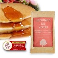 【北海道LEGUMES DE YOTEI】小麥鬆餅粉-加拿大楓糖(日本進口)