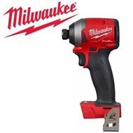 【Milwaukee 美沃奇】空機18V鋰電無碳刷起子-不包含充電器與電池(M18FID2-0)
