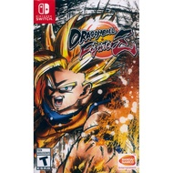 (現貨全新) NS SWITCH 七龍珠 FighterZ 中英日文美版 Dragonball Fighter Z一起玩