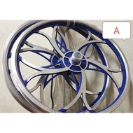 Bicycle Alloy Sport Rim 20 inch