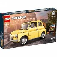 樂高LEGO  LT10271 創意大師 Creator 系列  飛雅特 500 Fiat 500