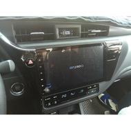 TOYOTA ALTIS 12代16~17年 全車系 平板 上網10.2吋安卓版螢幕主機
