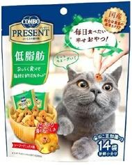 COMBO 貓用綜合營養餅乾 PNOL-42-1低脂配方 日本國產 42克 / 包