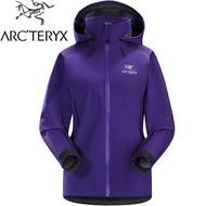 特價 Arcteryx 始祖鳥 登山風雨衣/防水透氣GTX外套 20319 Beta AR 女 Gore-Tex Pro 杜鵑花紫