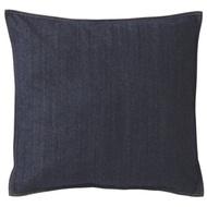 無印良品 坐墊套 有機棉丹寧坐墊套 深藍色