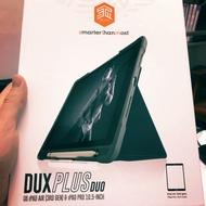 【二手9成9新】STM Dux Plus Duo iPad保護殼-午夜藍色 (適用10.5吋iPad Air &Pro)