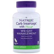 現貨 Natrol 體重管理 120粒 白腎豆 澱粉阻斷劑 (阻斷澱粉,斷絕碳水 )白雲豆 白蕓豆phase2