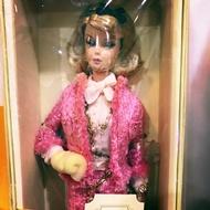 小香風 桃粉套裝 silkstone 名模芭比