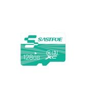 SASTFOE Green Edition 128GB U3 Class 10 TF Micro Memory Card for Digital Camera MP3 TV Box Smartphone