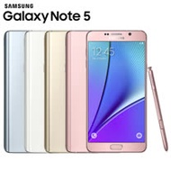 【福利品】Samsung GALAXY Note 5 4G/32G 智慧手機