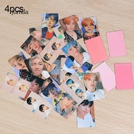 BTS   4Pcs Kpop BTS Map of the Soul Persona Photo Card Boy with Luv Photocard Poster
