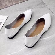 รองเท้าคัชชูหัวแหลม รุ่นTP58