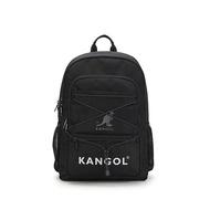 免運費~韓貨倉庫~韓國代購 Kangol 1351 大容量後背包 黑色