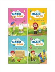 SANK Magic Hijaiyah - Arabic Practice Book (3+)