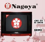 Nagoya   TV Tabung 21 inch type SF 2112 FLAT