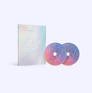 BTS - LOVE YOURSELF 結 Answer [F ver.] 2CD+Photobook+Mini Book+Photocard+Sticker Pack+Folded Poster+Double Side Extra Photocards Set