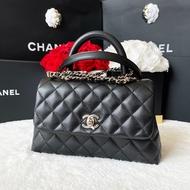New Chanel Coco9.5 Caviar Holo30