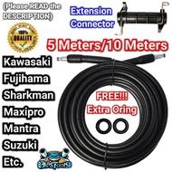 PRESSURE WASHER HOSE for Kawasaki Fujihama Maxipro Pressure Washer